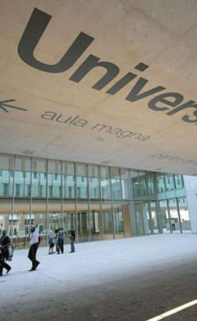 Via Academica Bocconi University Milan Italy
