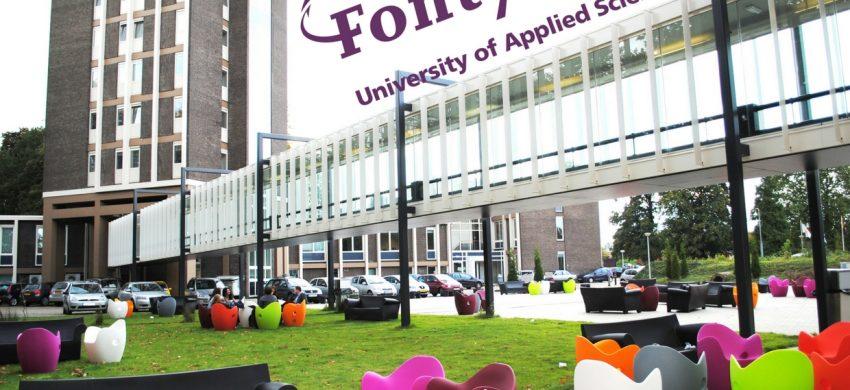 fontys universty of applied sciences venlo eindhoven