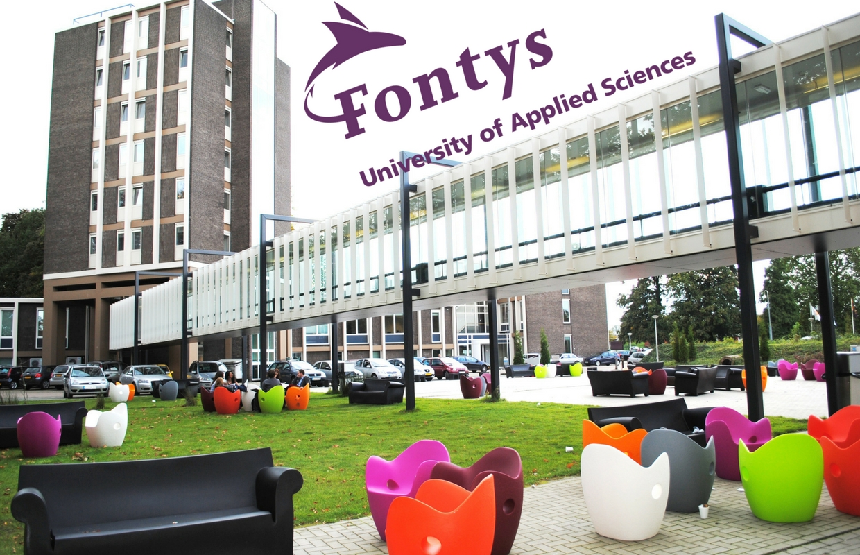 fontys universty of applied sciences venlo eindhoven