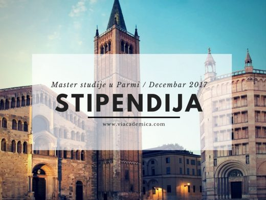 stipendija parma studije italija collegio europeo evropski koledz parma EU via academica