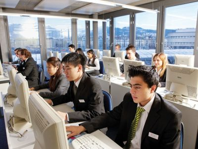 Business and Hotel Management School Luzern - via academica