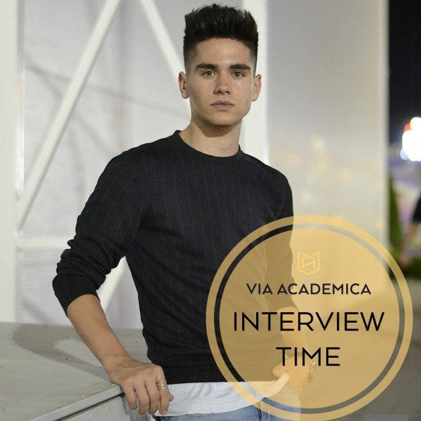 INTERVIEW TIME MARKO AJDER