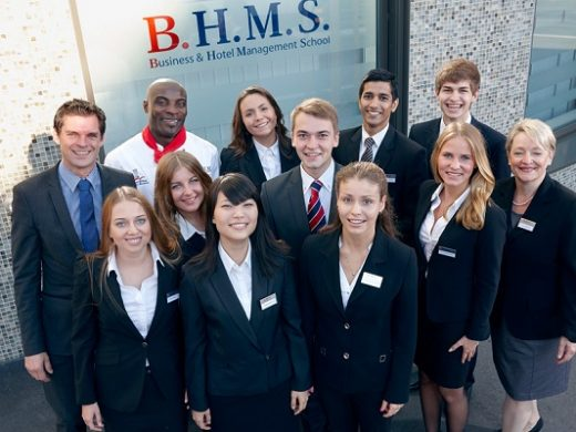 business hotel and management school - via academica - studije i stipendije u inostranstvu