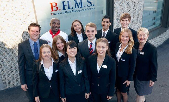 business hotel and management school - via academica - studije i stipendije u inostranstvu