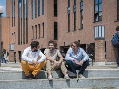 IULM - International University of Language and Media - Milano - via academica