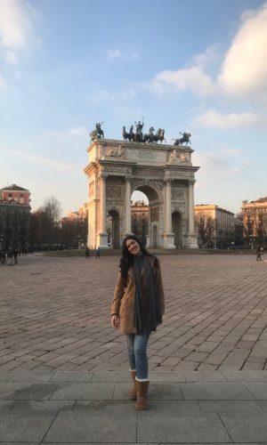 anastasija marjanovic - iskustvo - univerzitet cattolica iz milana