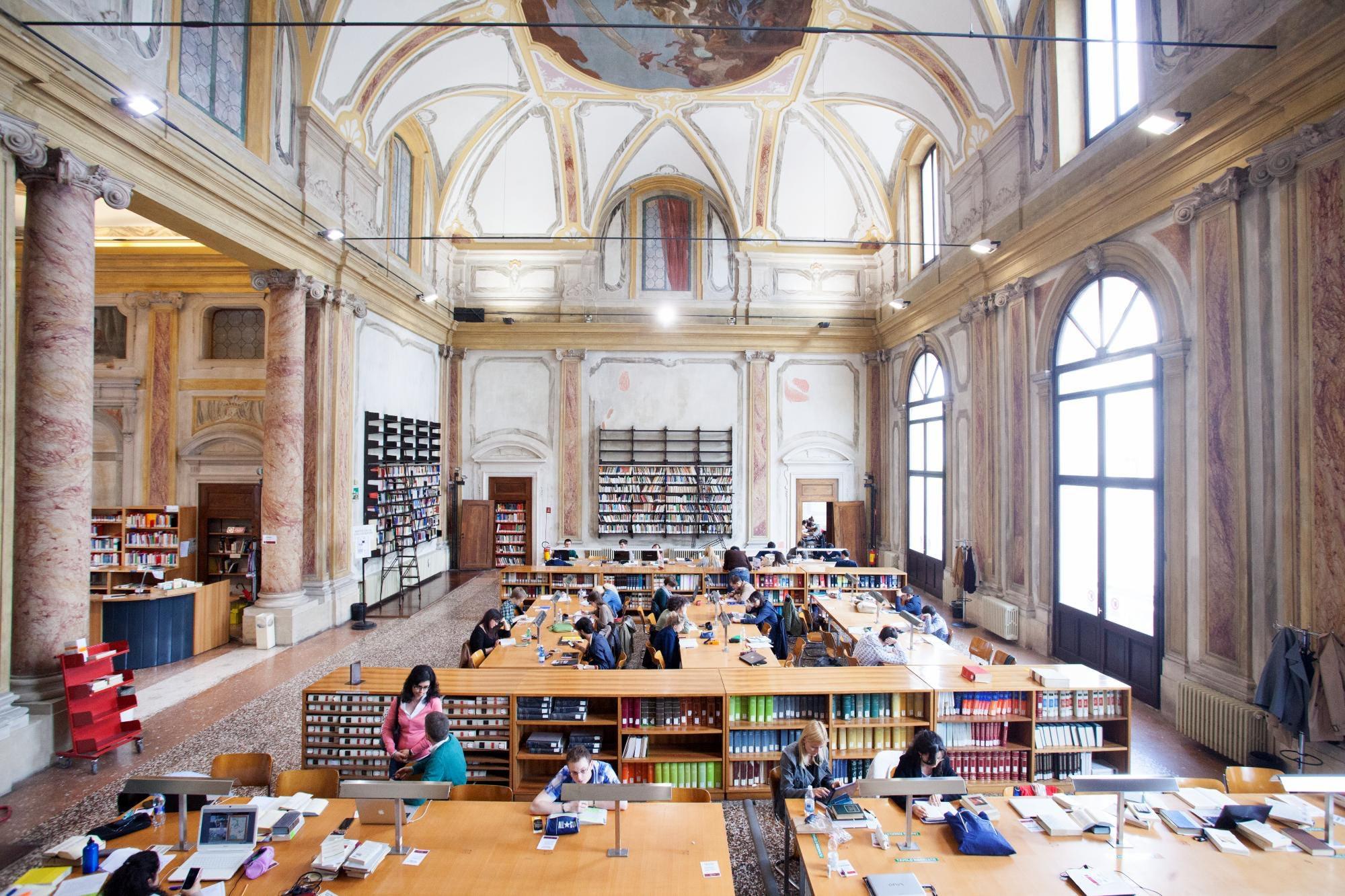 univerzitet u padovi - studije u italiji - via academica