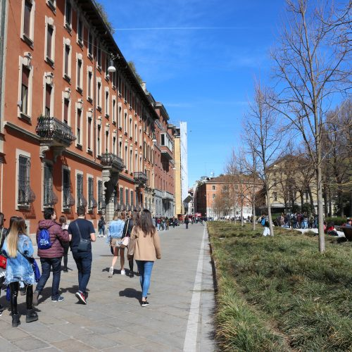 studijsko putovanje u italiju 2019 cattolica milano