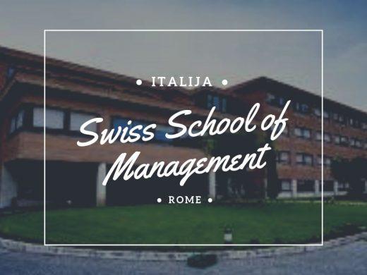 MBA u Italiji studije u Rimu Via Academica studije i stipendije u inostranstvu