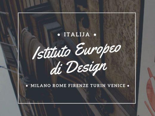 studije dizajna mode italija milano besplatne studije i stipendije italija