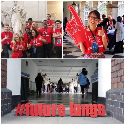 kings college london via academica study abroad