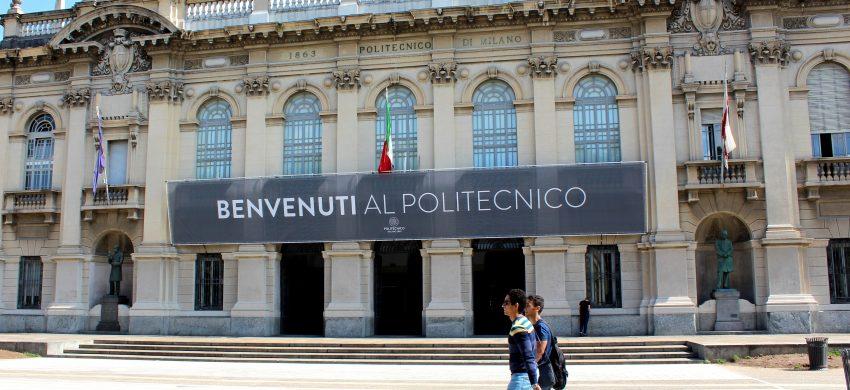 politecnico milano study scholarship architecture via academica