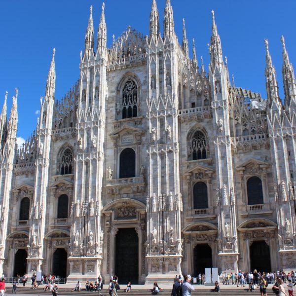 Milano Via Academica Ca Foscari Politecnico di Milano