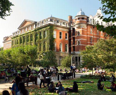 kings college london via academica