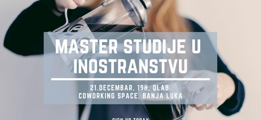 Master studije u inostranstvu Banja Luka via academica studije u inostranstvu