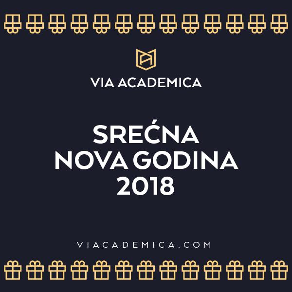via_academica_srecna nova godina 2018