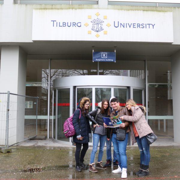 tilburg via academica studije u holandiji