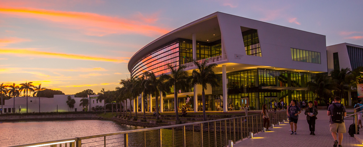 Kampus University of Miami via academica studije u inostranstvu