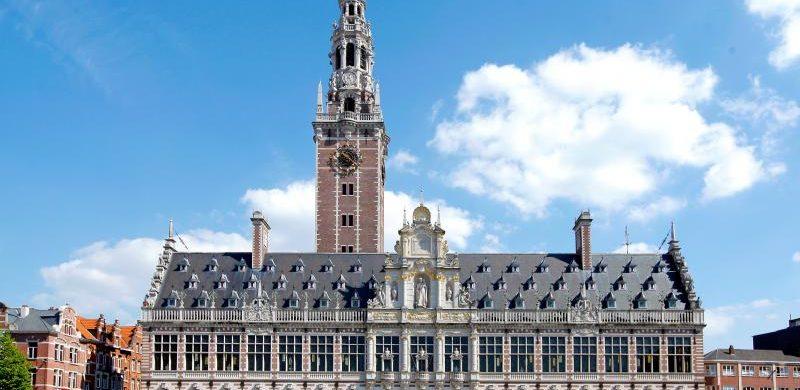KU Leuven - studije u belgiji - via academica