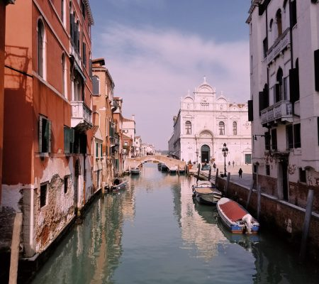 venecija - italija - univerzitet ca foscari
