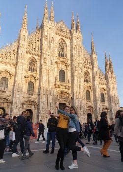 studijsko putovanje u italiju_Natalija Bulatovic