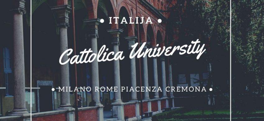katolika cattolica studije u italiji studije u milanu ekonomija biznis