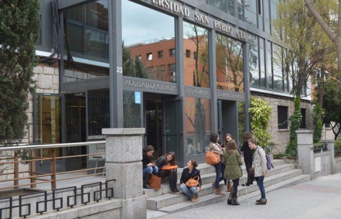 CEU San Pablo studije u Španiji na engleskom
