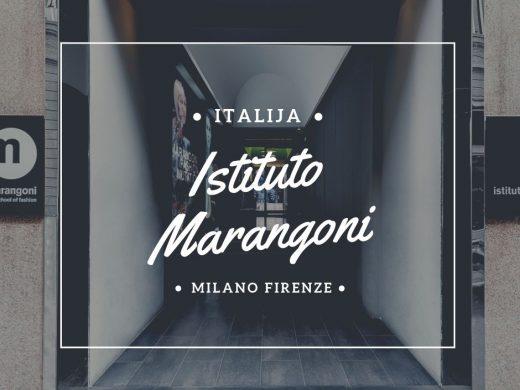 Moda dizajn umetnost studije Milano Italija studije mode Italija