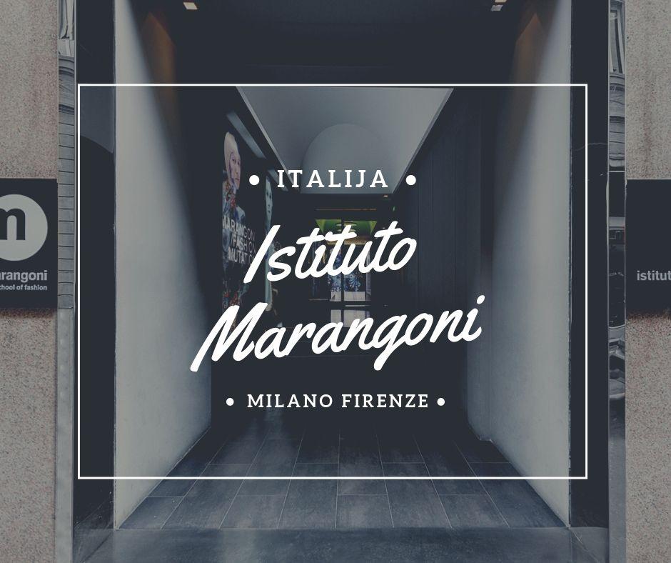 Istituto marangoni viacademica for Marangoni master