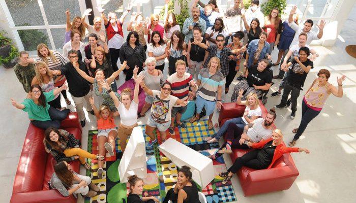 Marbella Design Academy Španija studenti