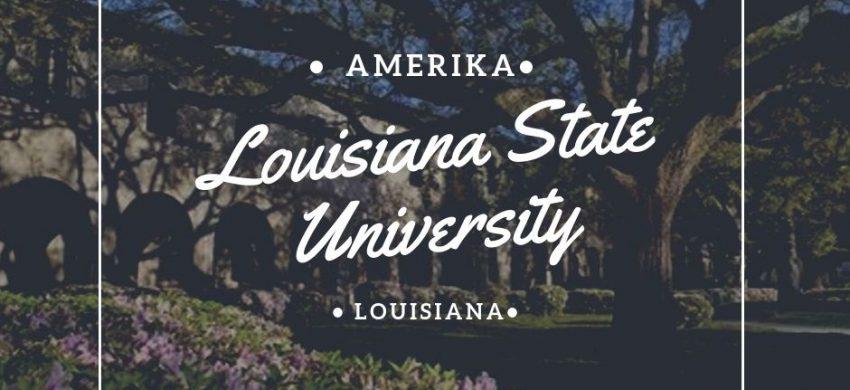 Louisiana State University studije i stipendije u americi