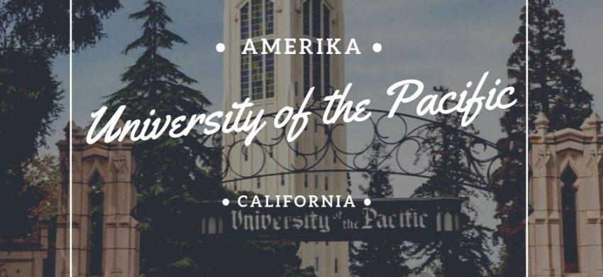University of the Pacific studije i stipendije u americi kalifornija