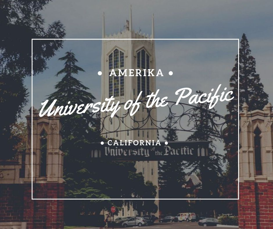 University of the Pacific studije i stipendije u americi kalifornija