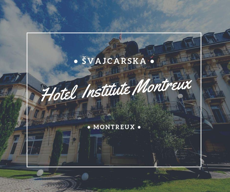 studije biznis hotel mendažment Švajcarska stipendije via academicaHotel Institute Montreux (HIM)