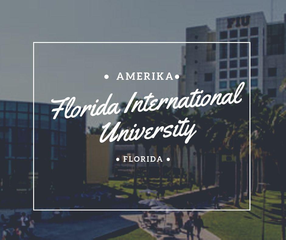 Florida International University campus studije u americi