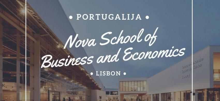 studije i stipendije u portugaliji lisabon na engleskom nova school business economics