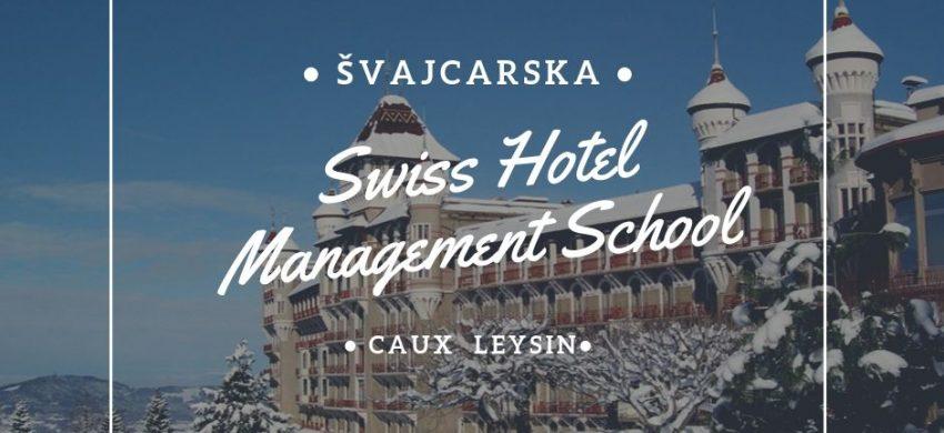 Swiss Hotel Management School (SHMS)