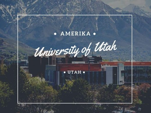 University of Utah studije i stipendije u americi