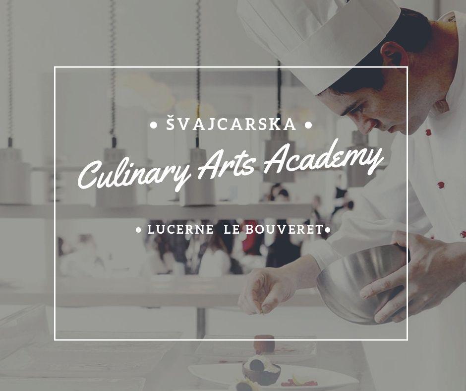 kulinarstvo studije stipendije švajcarska Culinary Arts Academy