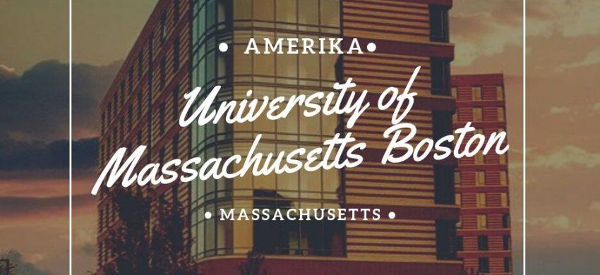University of Massachusetts Boston studije i stipendije u americi