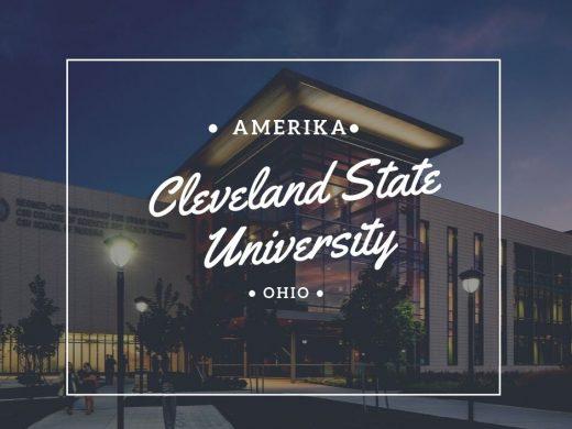 Cleveland State University studije inženjerstva u americi