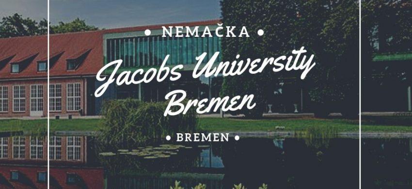 jacobs university bremen studije i stipendije u nemačkoj