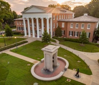 University of Mississippi studije i stipendije u Americi via academica
