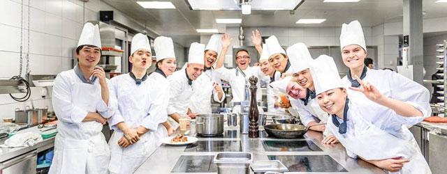 studije stipendije kulinarstvo švajcarska Culinary Arts Academy