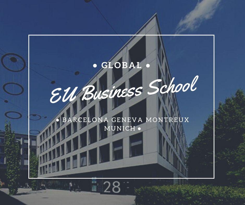 EU Business School studije stipendije u španiji švajcarskoj nemačkoj biznis i menadžment via academica
