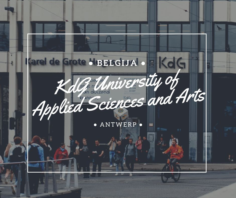 KdG University of Applied Sciences and Arts