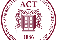 AMERICAN COLLEGE IN THESSALONIKI - ACT Via Academica