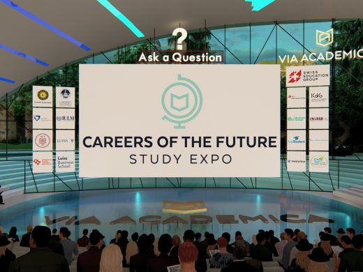 careers of the future conference hall