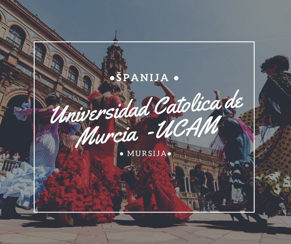 Study in Spain Via Academica UCAM Murcia