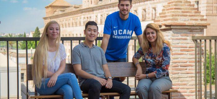 UCAM Spain Via Academica